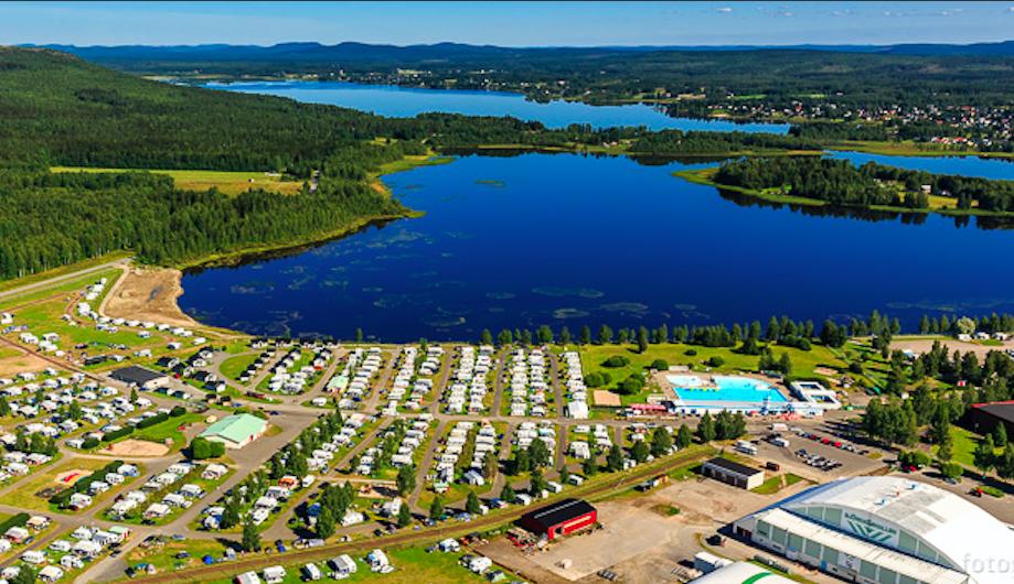 First Camp förvärvar Boden Camping & Bad