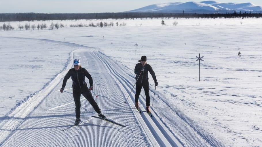 Lofsdalen SK arrangerar Pilgrimsloppet 2021 på öppet fjäll