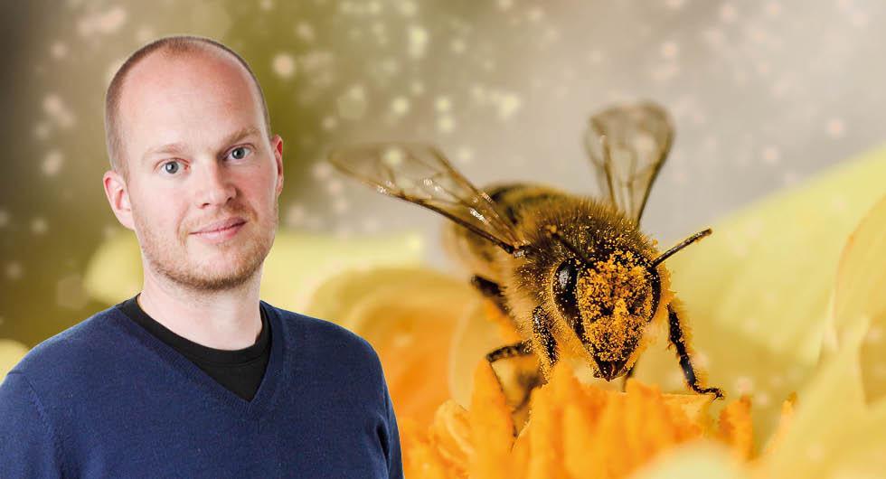 """""""Jag följer både våren och pollenallergin norrut"""""""