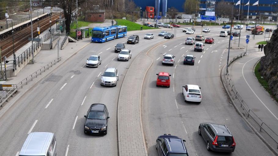 Betydligt färre körda mil med husbilar