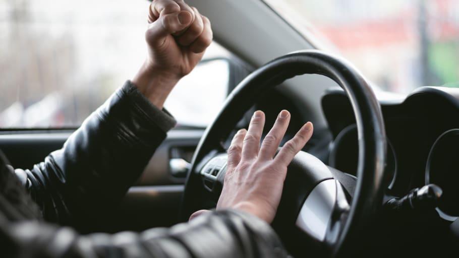 Nio av tio svenskar begår brott i trafiken
