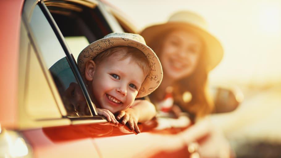 Bilsemester toppar svenskarnas sommarplaner