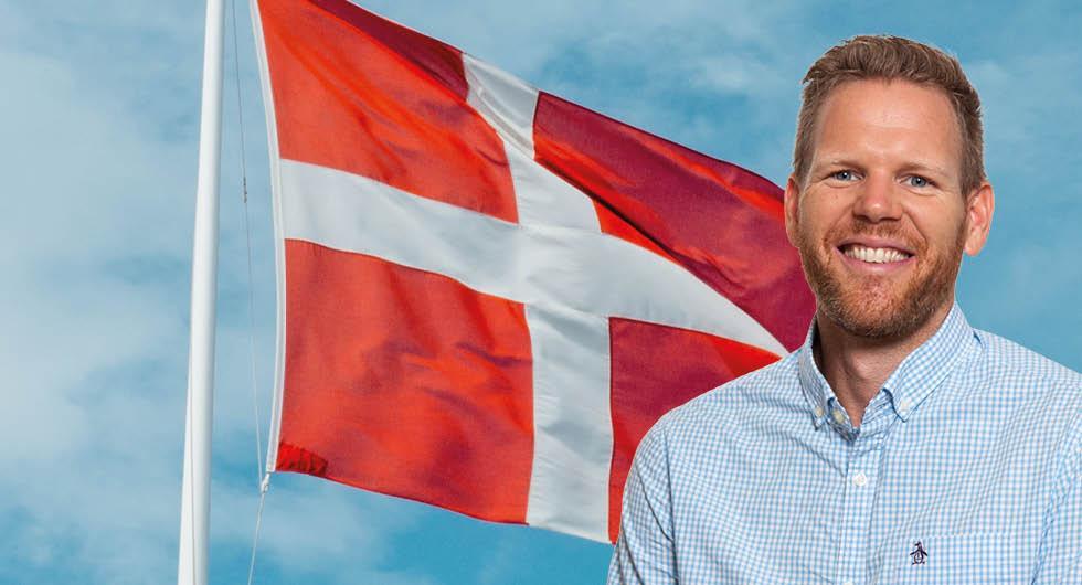 """""""Jag är en tolftedel dansk – men det märks inte"""""""