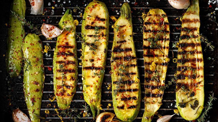 Grillad zucchini – 4 sätt du måste testa!