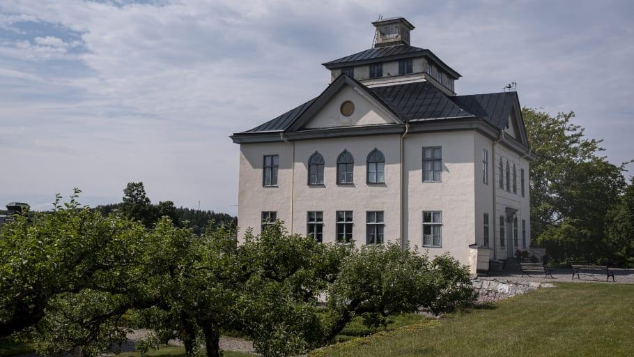 Upptäck Sörmland genom slottssafari