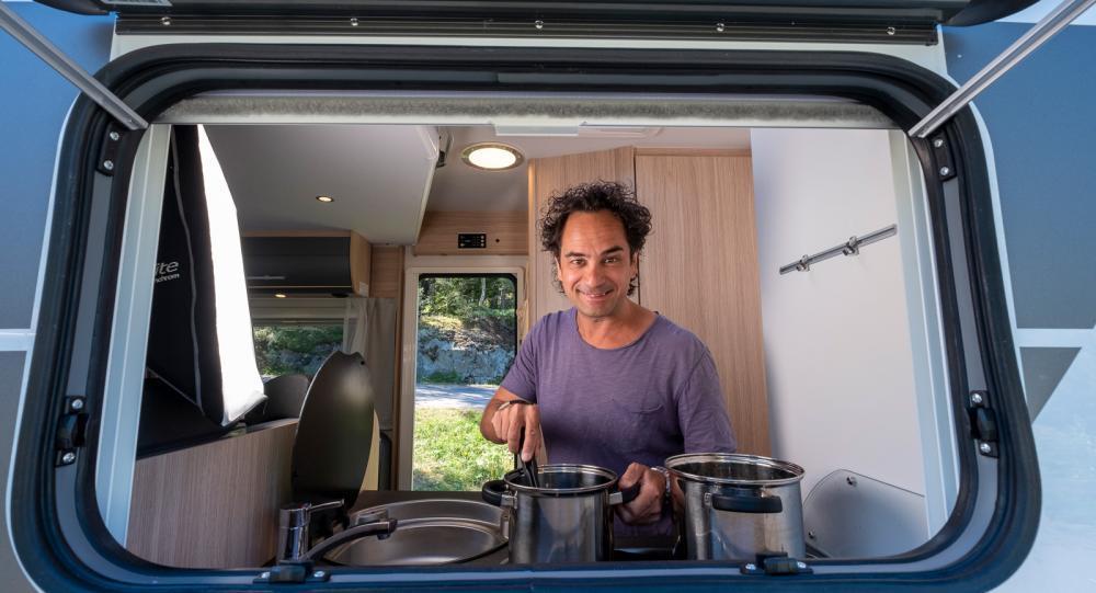 Markus Aujalay testar husbilslivet – så blev resultatet
