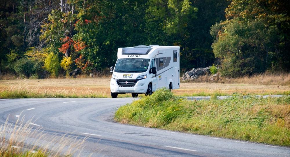 Provkörd: Rapido C55 är smidig som en plåtis – men rymligare