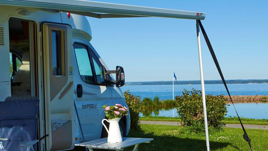 Starkt positiv trend för Sveriges campingplatser