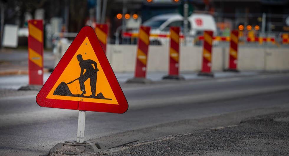 Här är årets trafikstörande vägarbeten