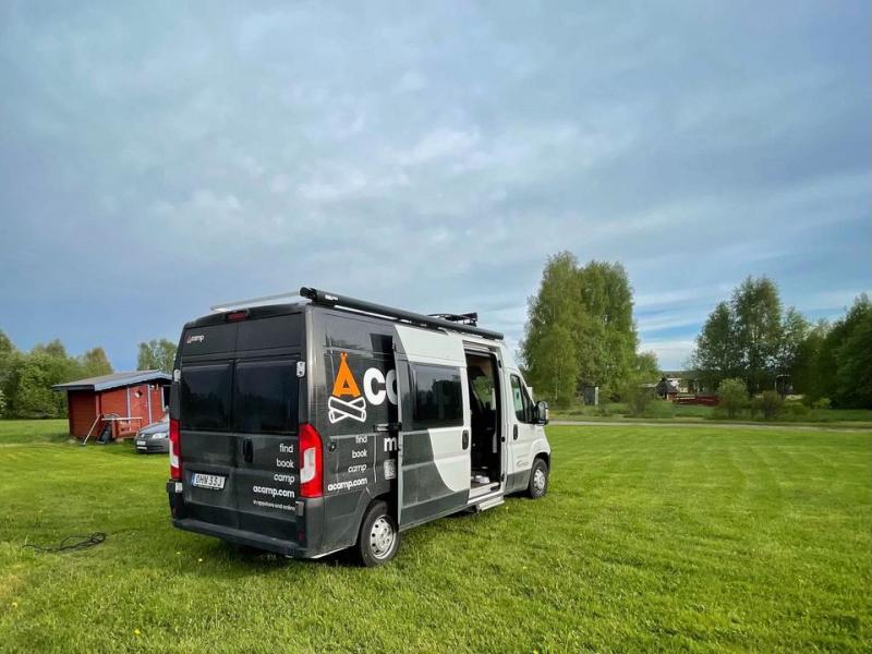 """Håll Sverige Rent och Acamp lanserar """"Clean Camping"""""""