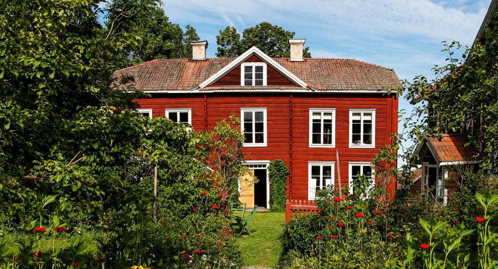 Restips: Erik-Andersgården – Hälsingegård i fin miljö