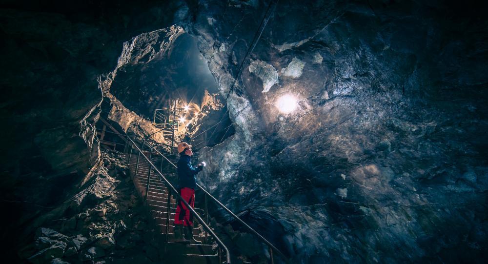 Resa: Sala silvergruva
