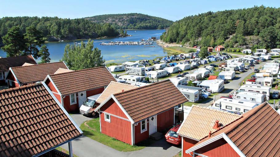 Svenska campingplatser vinner TripAdvisor Traveller's Choice Award