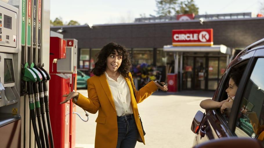 Circle K vinner pris för teknologin bakom Blippa bilen