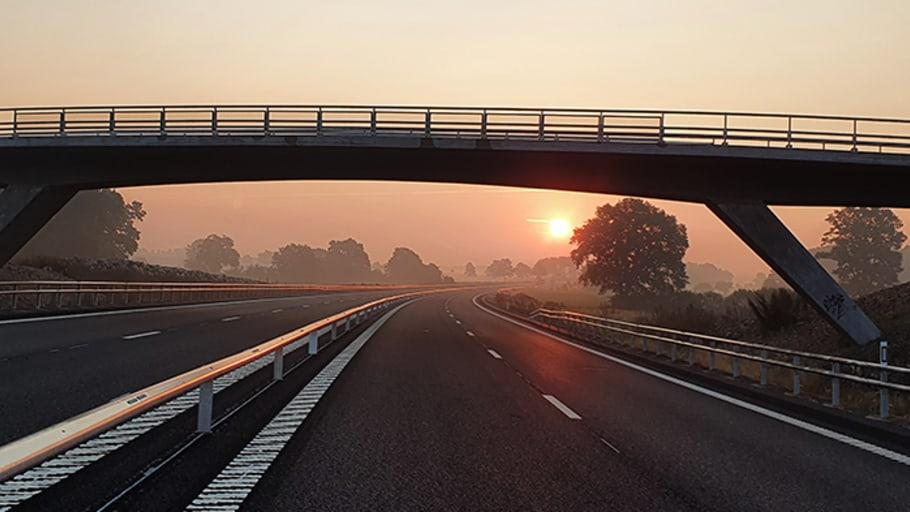 Peab Asfalt lanserar ECO-asfalt i norra Sverige
