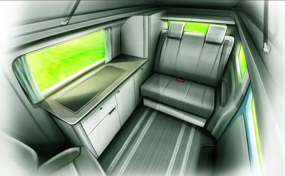 LEVC lanserar eldriven husbil