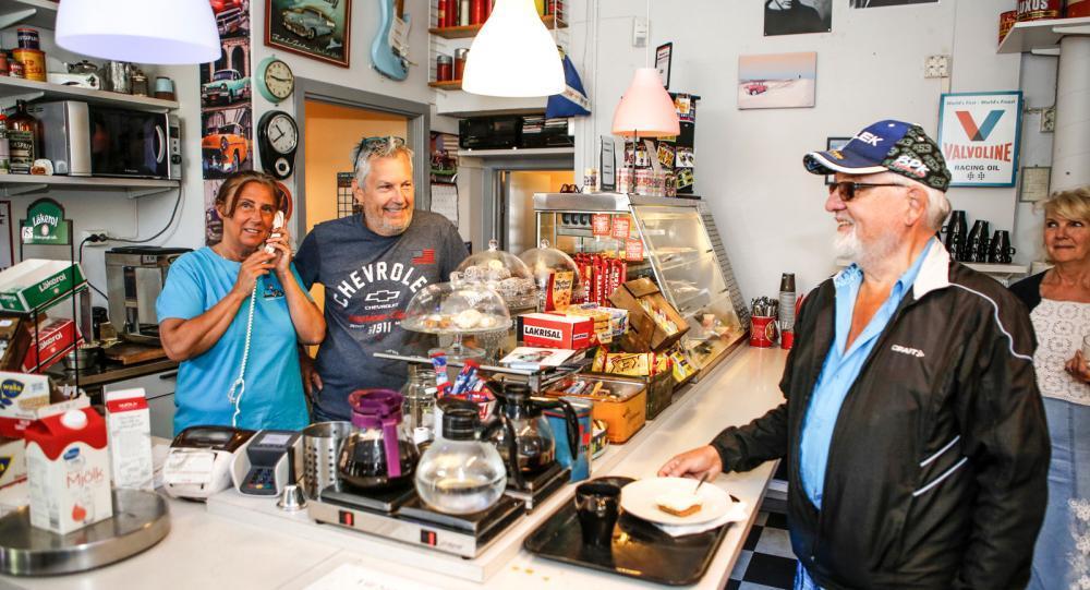 56:ans Café i Krylbo