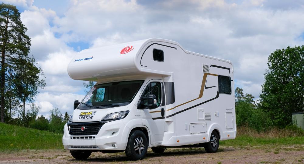 Provkörd: Eura Mobil Activa One 650 HS
