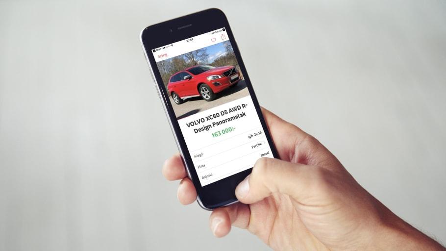 Extrem efterfrågan på bilmarknaden i juni