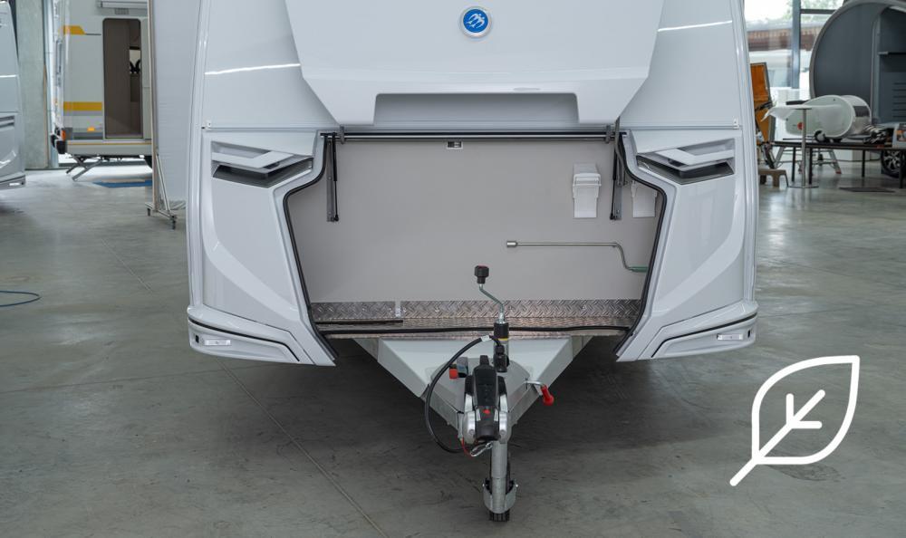 Knaus satsar mer på gasolfri husvagn