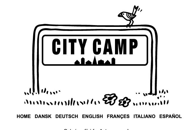 CityCamp i Köpenhamn håller öppet i år