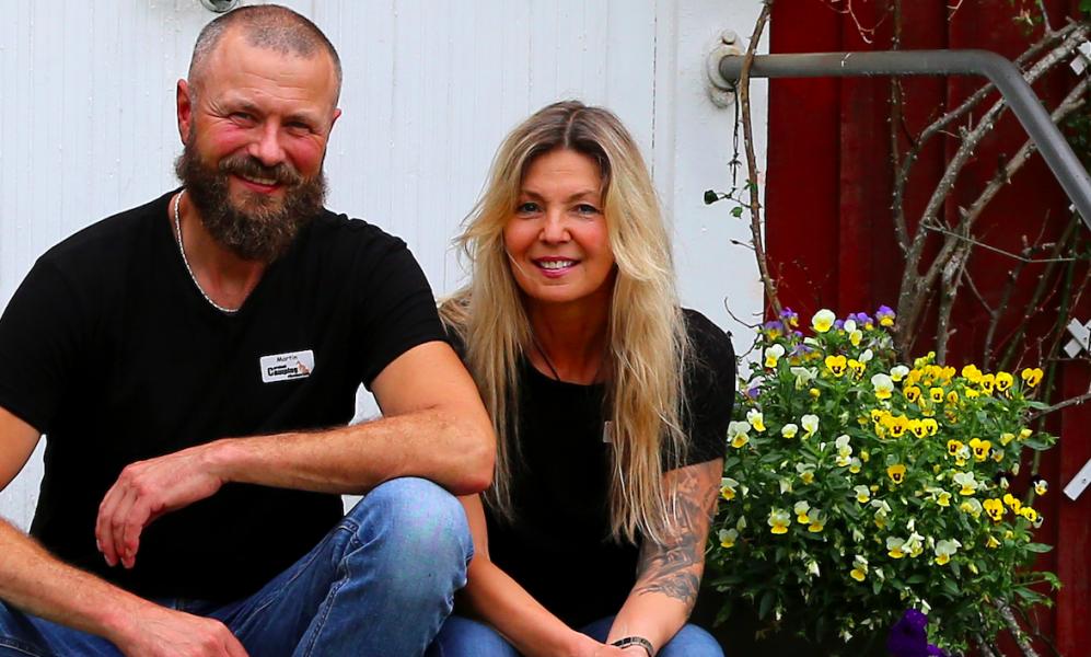 Urshult Camping tar hem titeln som Sveriges bästa campingvärd