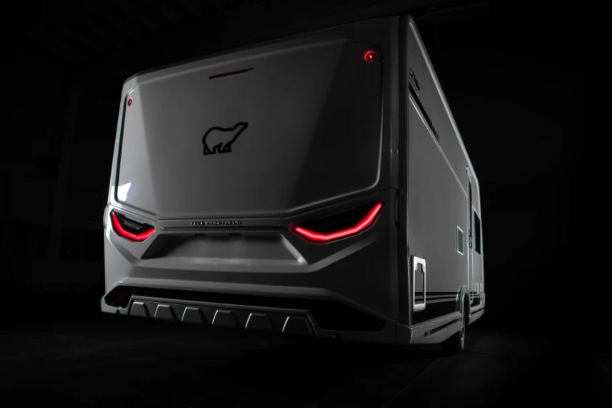 Polarvagnen får ny design