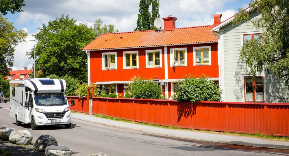 Besök Mariefred med husbilen – här är bästa tipsen