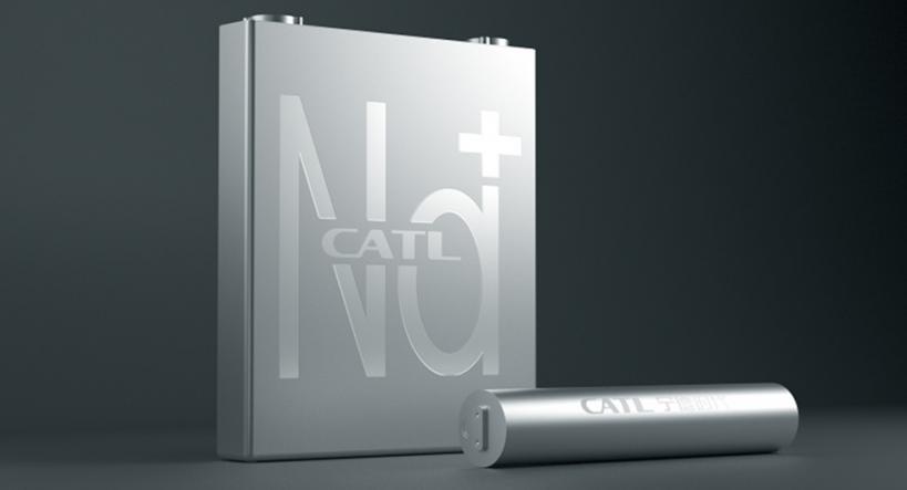CATL satsar på natriumjonbatterier
