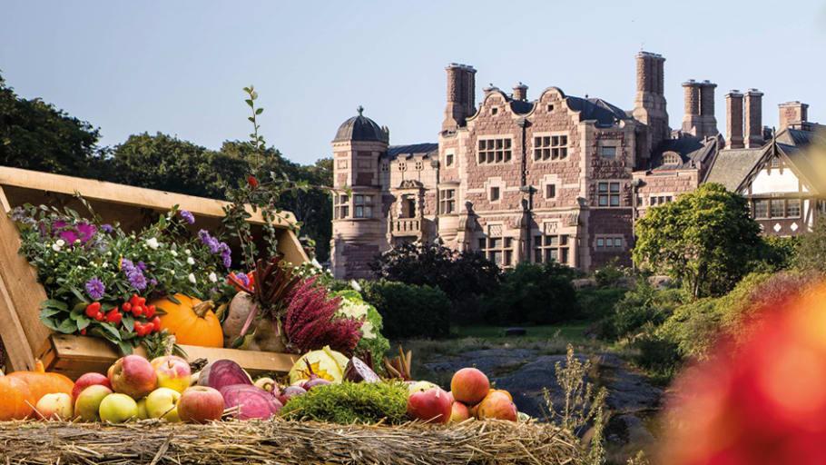 Skördefest på Tjolöholms Slott 17-19 september