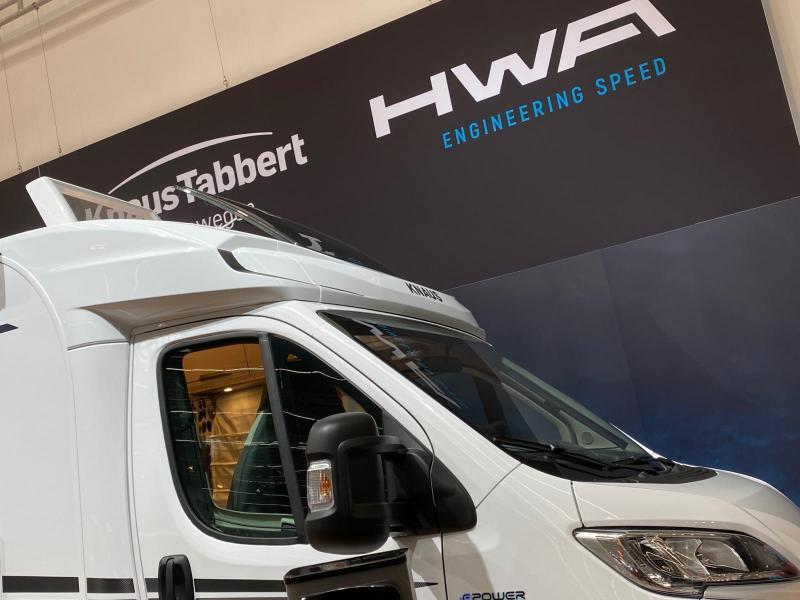 Hybridteknik från Knaus och HWA ger nya möjligheter