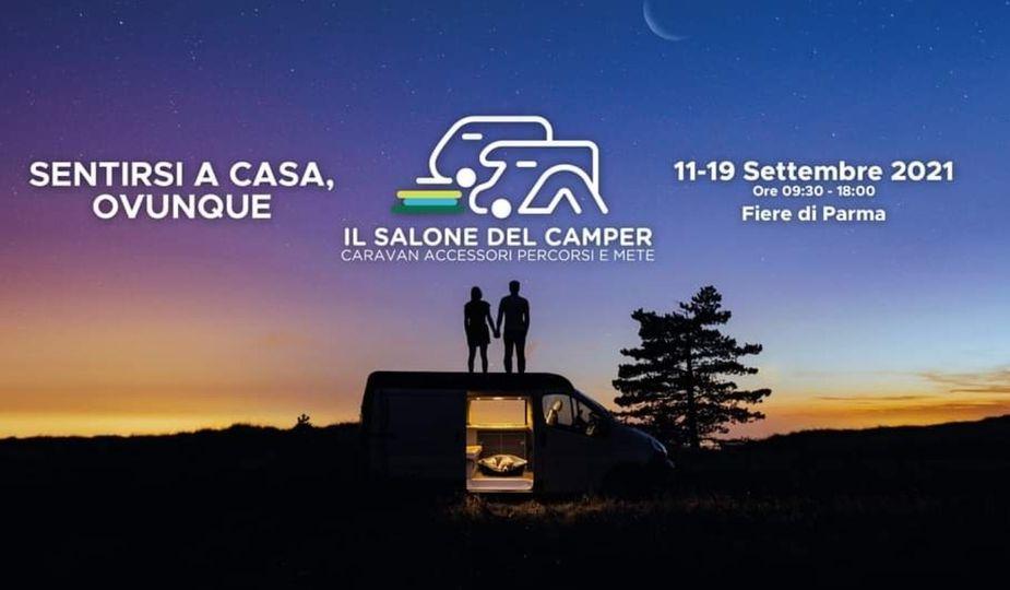 Mässan Salone del Camper öppnar idag i Parma