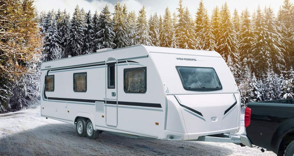 Weinsberg Caraone 740 UWF ICE EDITION