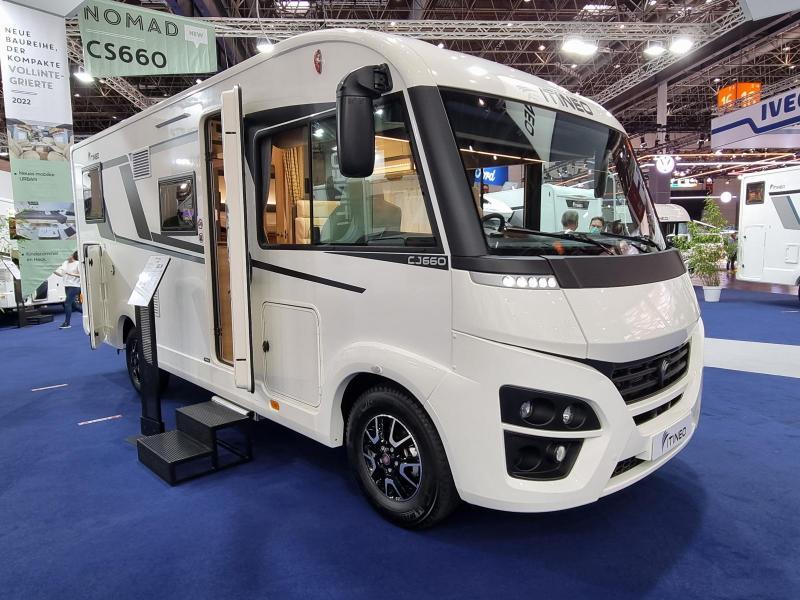 Itineo CJ 660, en slankare version av Itineo