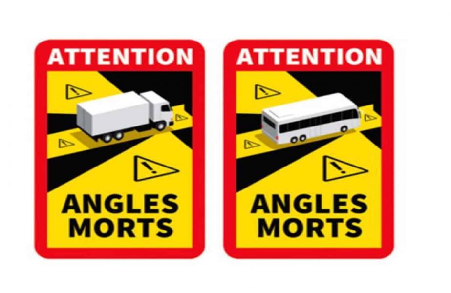 Krav på varning för döda vinkeln i Frankrike