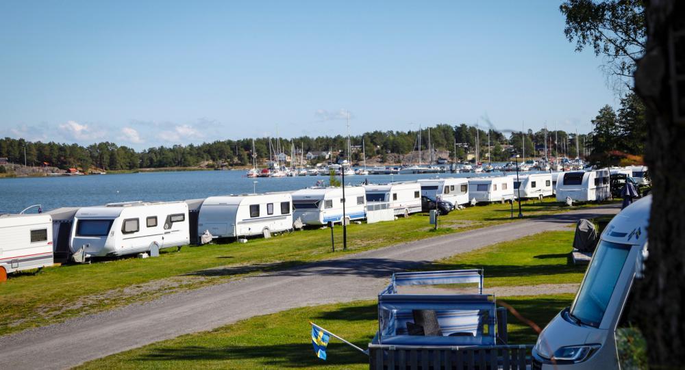 Arkösunds camping: I hjärtat av skärgården