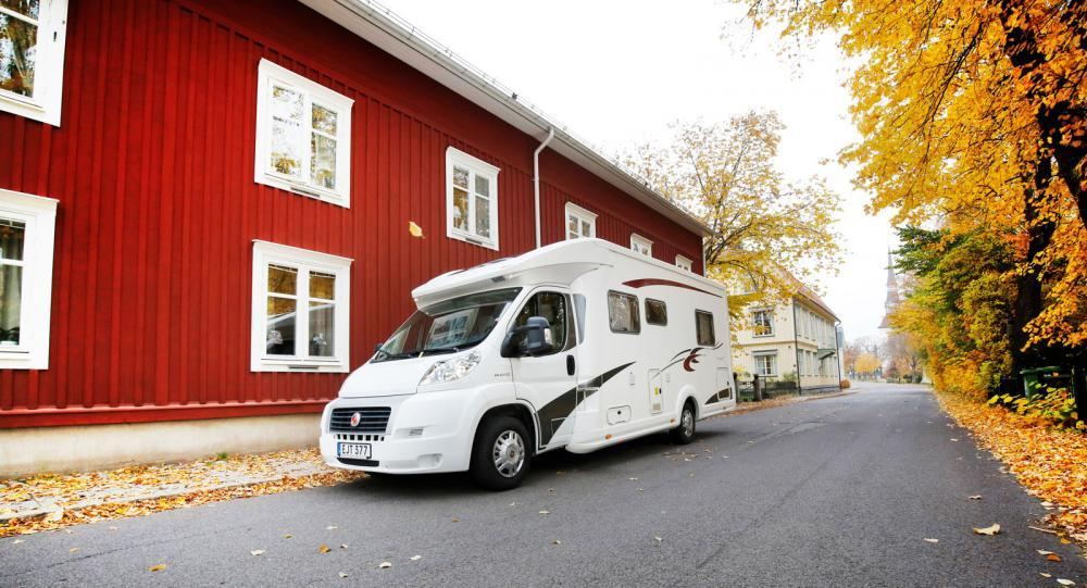 Begagnad husbil blir premiumalternativ till instegspris