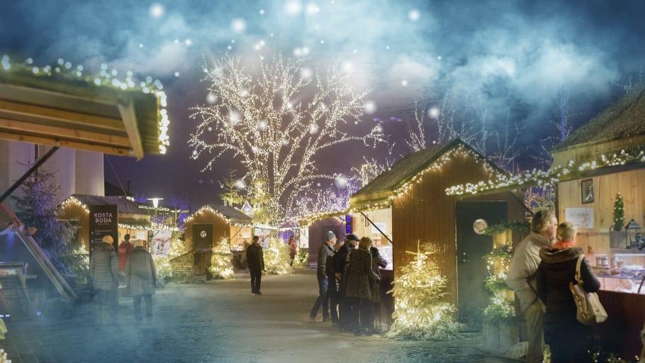 Kosta Julmarknad är tillbaka