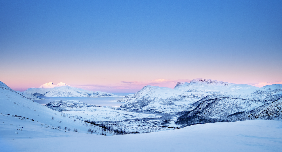 Tromsö – en arktisk vintersaga