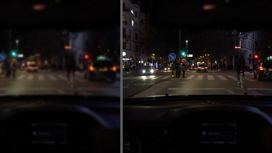 Idag startar Sveriges största syntest av bilförare