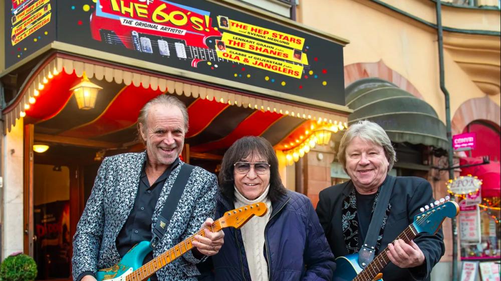 Comeback för pop-veteraner med Hits For The 60s