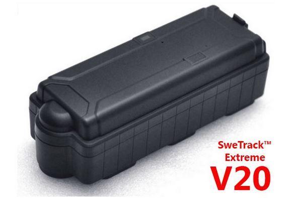 SweTrack finns med batteritider upp till tio år