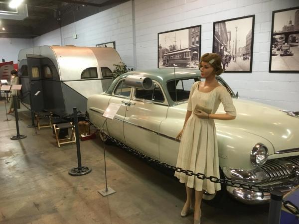 Unadilla från 1937 på museum i Denver, Colorado.