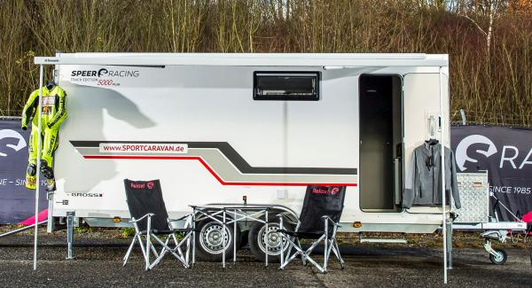 Sportcaravan SP5000 PLUS.