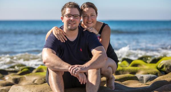 Annika och Daniel Majak lever sin dröm.