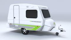 Ny budgetvagn i Sverige