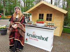 Restips: Våren i Keukenhof