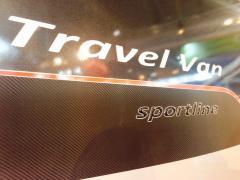 Bürstner Travel Van Sportline med lädersäten