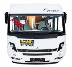 Itineo DB740 med fokus på funktion