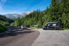 la strada Avanti XL Allrad - lyxig och mycket trevlig bil
